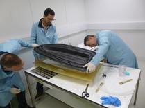 resin infusion courses at dark matter composites