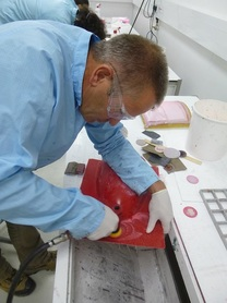 Composites repair courses at dark matter composites