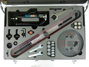 composites step sander kit
