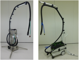 portable extraction for composites