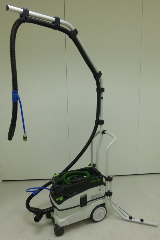 Festool extraction unit boom arm