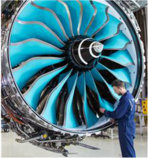Composites training for aerospace